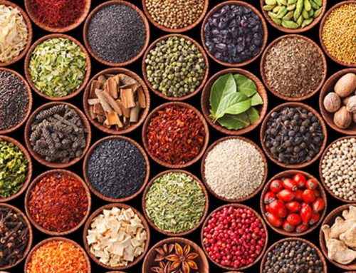 Top five healthy spices