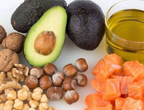 Top 5 GOOD fats